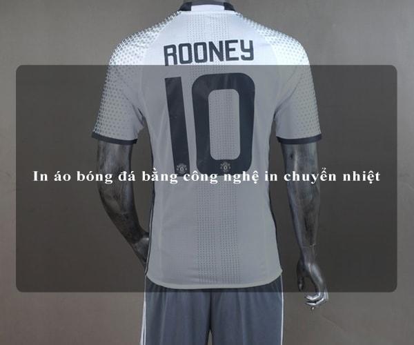 In áo bóng đá bằng công nghệ in chuyển nhiệt 3